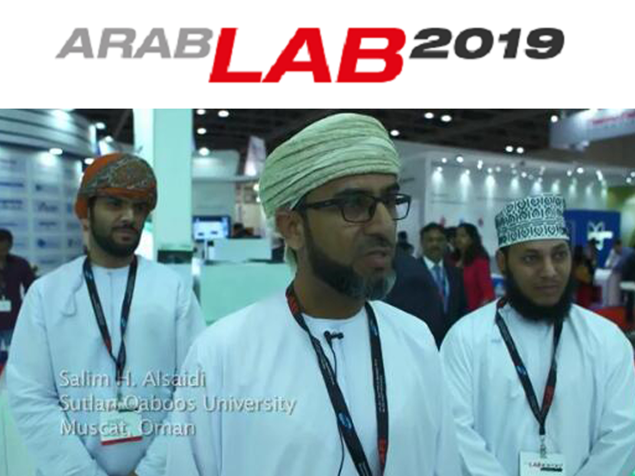 laboratoire arabe 2019 expo